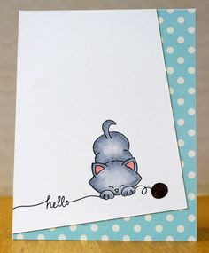 Newtons Nook and Mama Elephant stamp sets