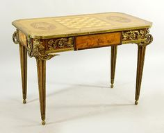 Lot: A Continental Desk., Lot Number: 1801012, Starting Bid: $250, Auctioneer: Susanin's Auctions, Auction: Sale 180: Spring Premiere, Date: March 24th, 2017 CDT