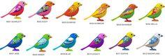 Risultati immagini per uccellini gioco