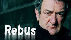 Rebus is the title of the detective drama TV series based on the Inspector Rebus novels by the Scottish author Ian Rankin set in and around Edinburgh. Ken Stott, Ian Rankin, Midsomer Murders, Tv Detectives, Detective Series, English Movies, Television Program, Film Books, Tv Shows Online