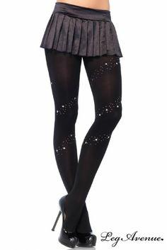 Leg Avenue Résille Fluo Plage mini robe nuisette//babydoll avec applique Corsage O//S