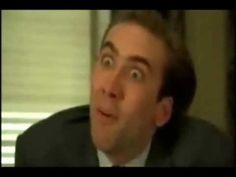 Nicolas Cage You Don't Say Scene