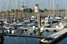 wemeldinge haven en molens
