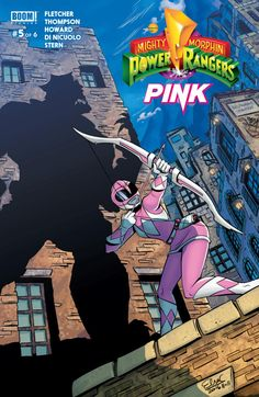 Power Rangers: Pink #5