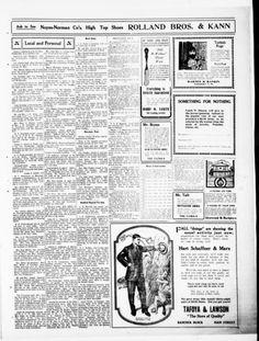 The Tucumcari news and Tucumcari times. (Tucumcari, N.M.) 1907-1921, October 31, 1908, Image 5