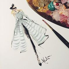 A fun collab with @blaireadiebee around @katieermilio's Spring 2015 collection. See more on Blair's site ✨