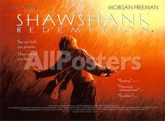 The Shawshank Redemption People Poster - 102 x 76 cm