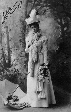Grandduchess Ella, 1898