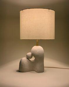 Ceramic Light, Ceramic Lamps, Stencil, Lamp Bases, Interior Inspiration, Diys, Furniture Design, Candle Holders, Table Lamp