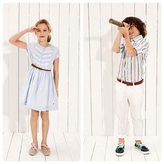 Tommy Hilfiger niños, la moda infantil más urbana