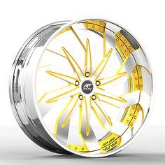Amani Trifecta Wheels