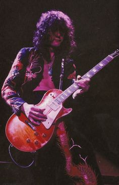 Led Zeppelin ~ Jimmy Page