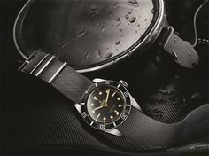 Tudor Heritage Black Bay One pour Only Watch