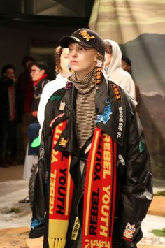 ground zero fashion made by milk new york fashion week nyfw @sssourabh