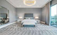Grey Guest Bedroom