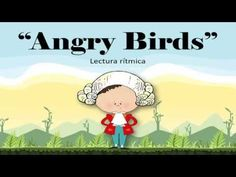 """Lectura rítmica """"Angry Birds"""" HD - YouTube Music Activities, Music Games, Activities For Kids, General Music Classroom, Teachers Room, Online Music Lessons, Homemade Face Paints, Angry Birds, Music Lesson Plans"""