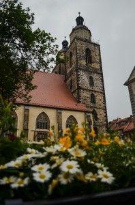 Martin Luther's Reformation Church - Lutherstadt-Wittenburg, Germany