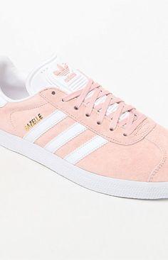 Women s Pink Gazelle Sneakers Pink Gazelles 5e155cdbf