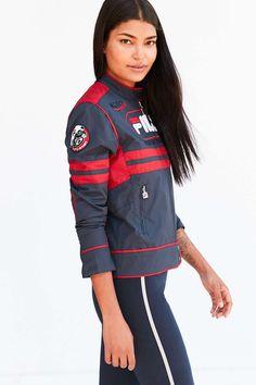 FILA + UO MotoSport Jacket - Urban Outfitters