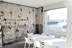 Restaurant Stork, CUBE architecten