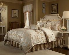 VERATEX VERANDAH QUEEN 6 PIECE COMFORTER SET #Veratex #Elegant #Queen #comforter #bedding