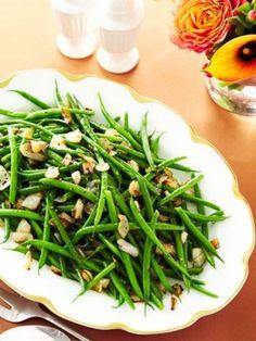 In need of some #Thanksgiving #recipes? Look no further! holiday, string bean, food, thanksgiv recip, barefoot contessa, green beans, thanksgiving recipes, ina garten, shallot recip