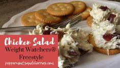 Weight Watchers® Freestyle Chicken Salad with Zero Points