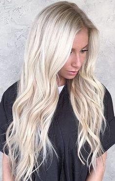 Beautiful blonde color