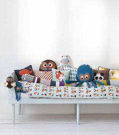 Firm Living pillows