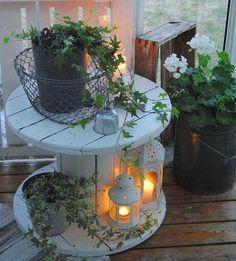#DIY #garden table