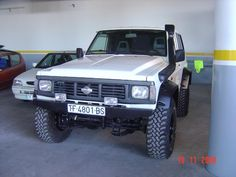 Nissan Patrol Patrol Gr, Offroader, Nissan Patrol, Roof Rack, Aphrodite, Fountain Pen, Jeeps, Rigs, Troll
