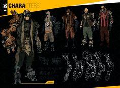 Deus Ex Human Revolution Concept