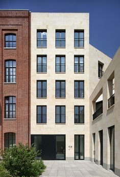 074 Lievehof Gent • 360 architecten - Gent