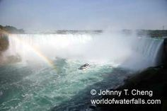 Top of the list for me (b/c far closer than most)- MUST make it to Niagara Falls