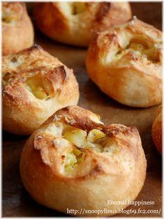 Potato & Butter Bread
