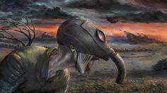 Stalker.monolith by LLirik [3840  2160] 2014