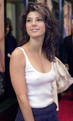 Beautiful Celebrities, Beautiful Actresses, Gorgeous Women, Marisa Tomei Hot, Beauty Women, Sexy Women, Celebs, Lady, Jon Favreau