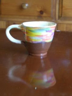Little rainbow cup