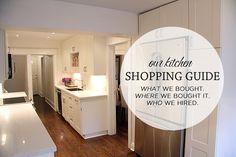 Little House Blog: Kitchen breakdown