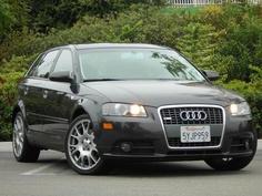 Provident Auto Sales 2007 Audi A3 s-line $19k