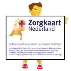 Samenwerking Zorgkaart Nederland, vindt #thuiszorg, #verpleeghuizen, #verzorgingshuizen.