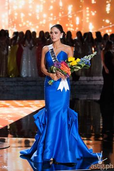 Pia alonzo wurtzbach, miss philippines 2015 is announced the winner at the conclusion of the Miss Universe Philippines, Miss Philippines, Pia Wurtzbach Style, Pia Wurtzbach Gown, Miss Universe Swimsuit, Miss Universe 2015, School Dance Dresses, Lab, Dress Drawing