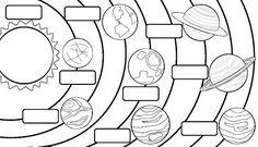 Solar System Worksheets, Solar System Activities, Solar System Projects, Science Activities For Kids, Science Projects, 5th Grade Science, Social Science, Homeschool Kindergarten, Teaching Math