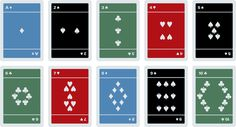 Gestalt: Modern playing cards for modern times by Alan Kriegel — Kickstarter