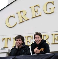 Guy Martin and Nicky Hayden - loves it Motogp, Nicky Hayden, Guy Martin, Motorcycle Racers, Isle Of Man, Biker Chick, Kentucky, My Hero, Guys