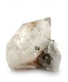 Bliss Mineral Collection Quartz 5 -  Quartz Crystals come from the literal meaning hard ice, and are the perfect accent to any home! #quartz #blisshomeanddesign