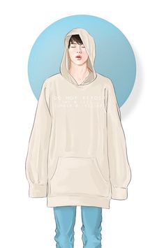 style comic Fashion old fashioned boy names Bts Jin, Fanart Kpop, Kpop Anime, Kpop Drawings, Korean Art, Bts Chibi, Boy Art, Worldwide Handsome, I Love Bts