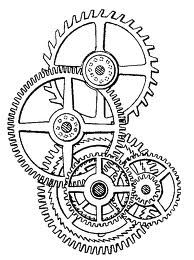 cogs and gears!
