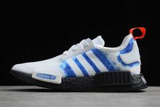 adidas Originals NMD R1 ATL G28731 For Sale Nmd R1, Adidas Nmd_r1, Adidas Sneakers, Branding, Sporty Style, New Shoes, Adidas Originals, Footwear, Stripes