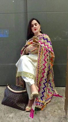 For purchase whatsap 9501263212 we deal Punjabi salwar suits We coutmize any colour and design . Salwar Designs, Patiala Suit Designs, Kurta Designs Women, Kurti Designs Party Wear, Blouse Designs, Punjabi Fashion, Indian Fashion Dresses, Dress Indian Style, Indian Wear